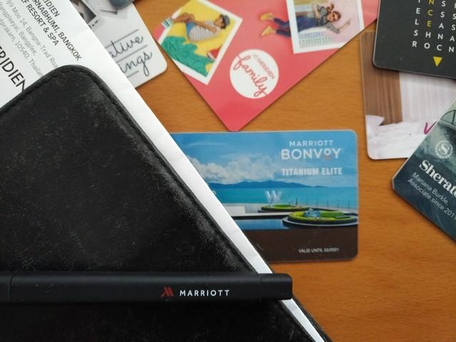 Marriott Bonvoy Titanium Elite