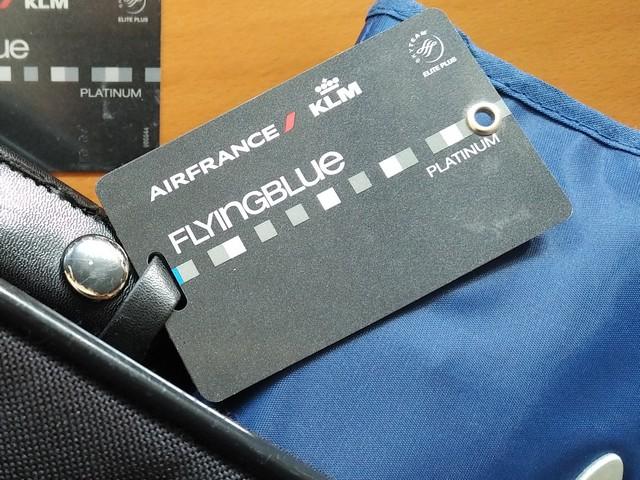 Air France / KLM Flying Blue Platinum