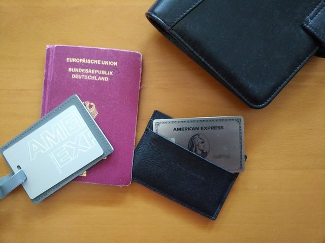 American Express Platinum Kreditkarte