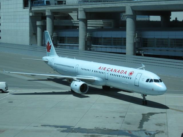 Air Canada Airbus A 321