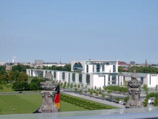 Berlin Kanzleramt