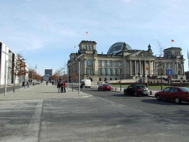 Berlin Reichstag / Parliament