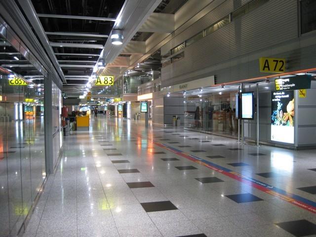 Düsseldorf Terminal A
