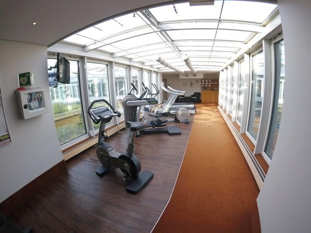 Fitnesscenter im Sheraton Düsseldorf Airport