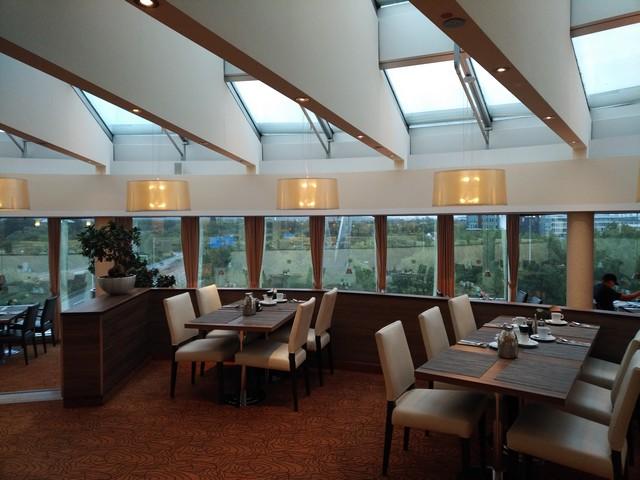 Restaurant Otto im Sheraton Düsseldorf Airport
