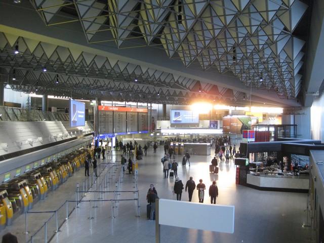 Frankfurt Flughafen Terminal 1