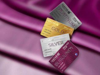 Qatar Airways Privilege Club Karten