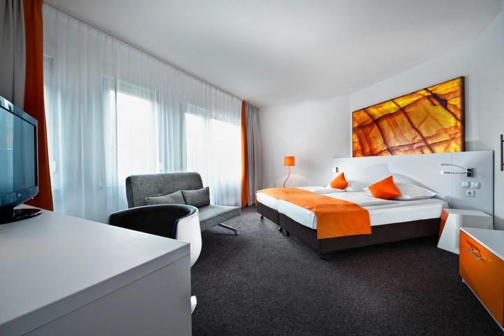 Zimmer im Wyndham Düsseldorf Königsallee