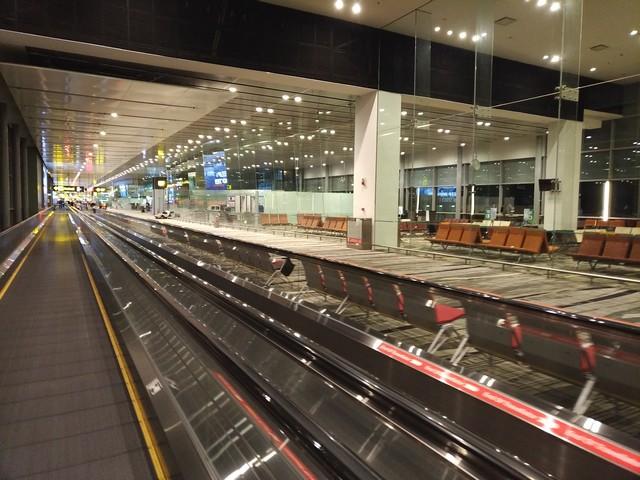 Singapore Changi / SQ323 AMS-SIN