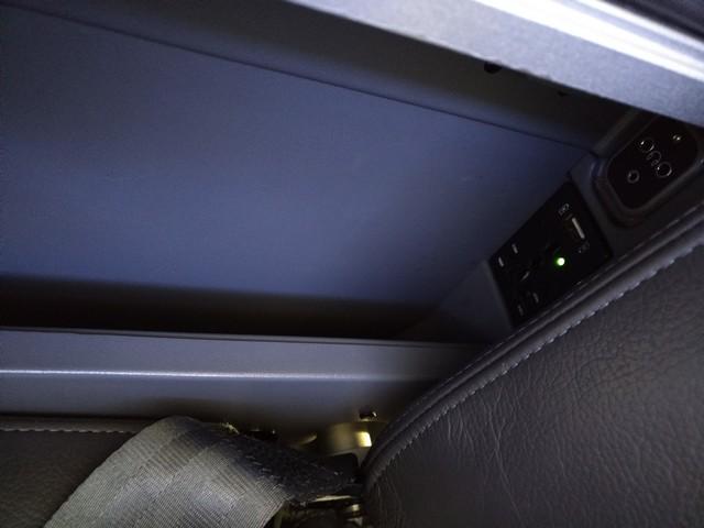 Premium-Economy-Class Sitz / AA101 LHR-JFK