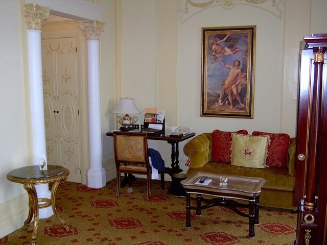 Deluxe Zimmer im St Regis Rome