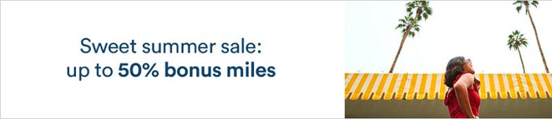 50% Bonus beim Kauf von Alaska Airlines Meilen bis 28.06.2020