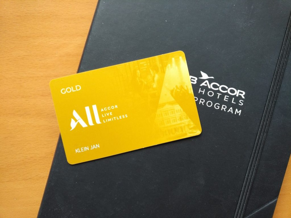 ALL - Accor Live Limitless Gold