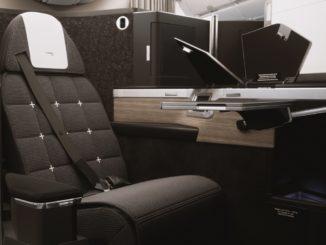 BA Business-Class (Airbus A350-1000)