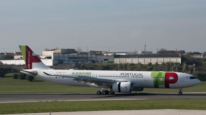 TP Airbus A330neo
