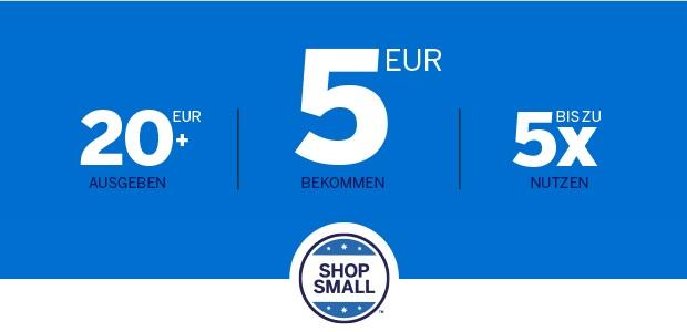 Gutschrift von bis zu 25 EUR bei American Express bis 20.10.2020