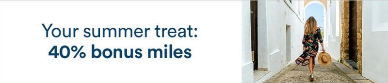 40% Bonus beim Kauf von Alaska Airlines Meilen bis 26.08.2020