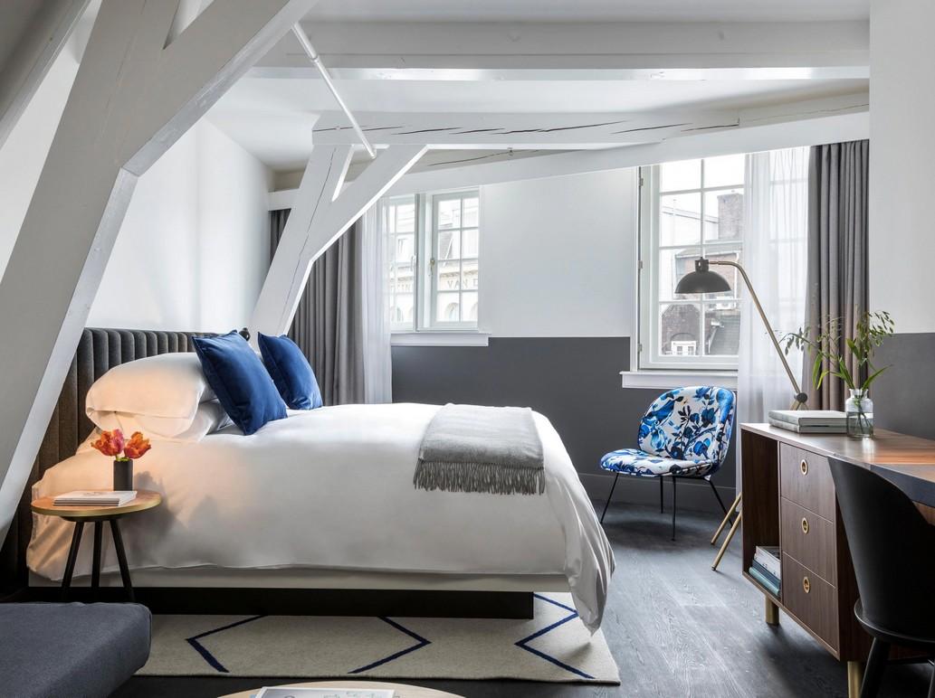 King Junior Suite im Kimpton De Witt Amsterdam
