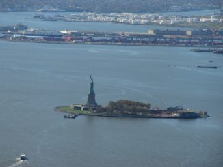 New York Statue of Liberty