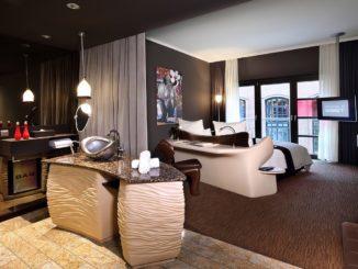 Medium Room im Preferred Hotel East Hamburg