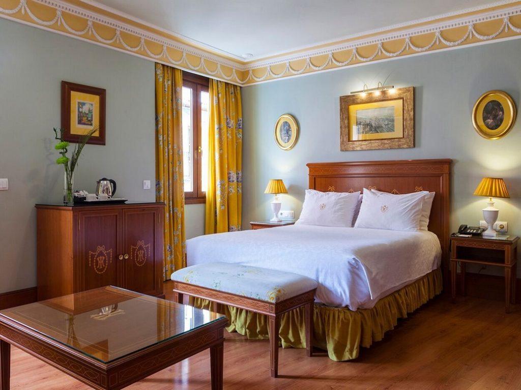 Classic Room im Preferred Hotel Inglaterra Sevilla