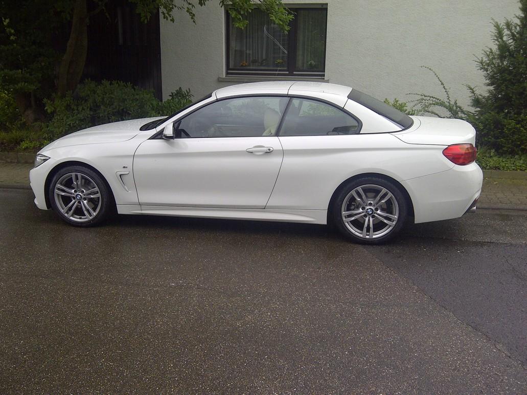 Sixt BMW 3er Cabrio