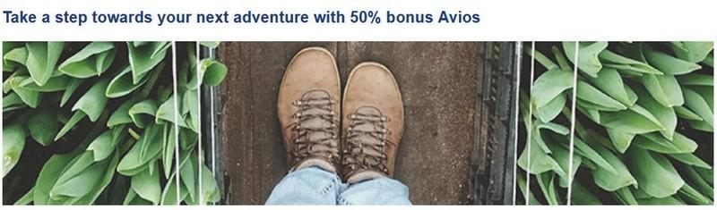 Ihr könnt bis 30.09.2020 Avios mit 50% Bonus kaufen