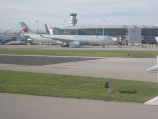 Air Canada Airbus A 330