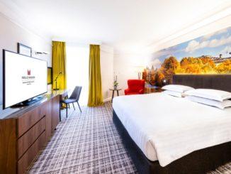 Deluxe Zimmer im Millennium Gloucester Hotel London Kensington