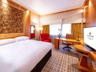 Executive Zimmer im Millennium Gloucester Hotel London Kensington