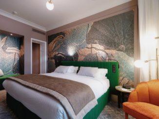 Executive Suite im Millennium Hotel Paris Opera