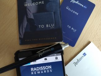 Radisson Hotels und Radisson Rewards