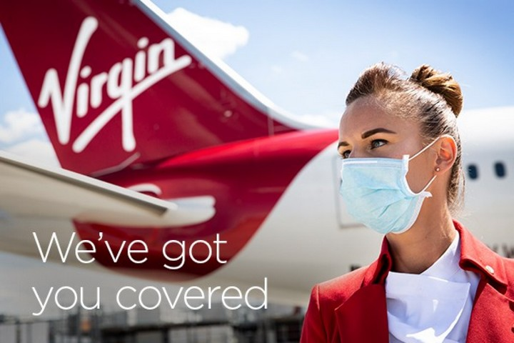 Virgin Atlantic Covid-19 Versicherung