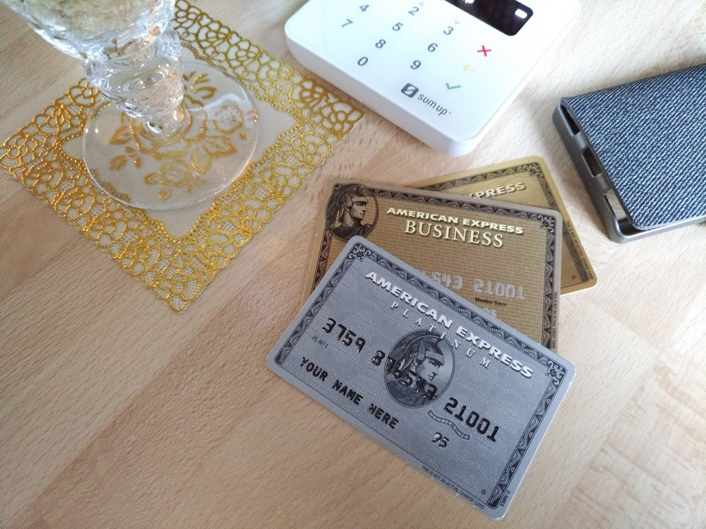 American Express Kreditkarten