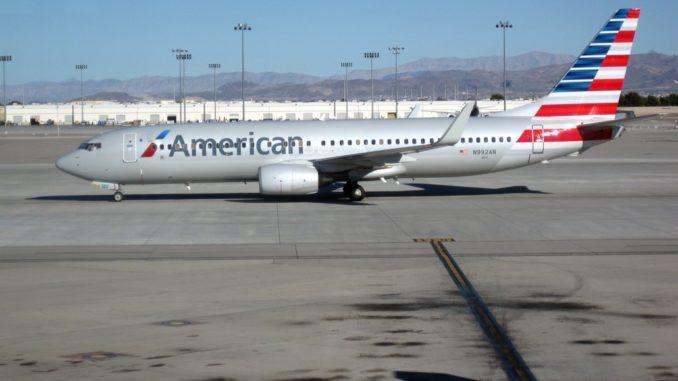 American Airlines Boeing 737-800