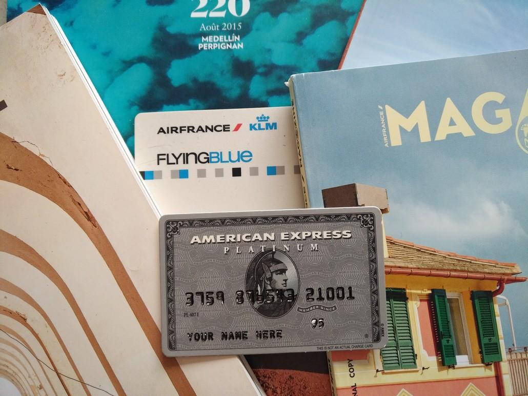 American Express und Flying Blue