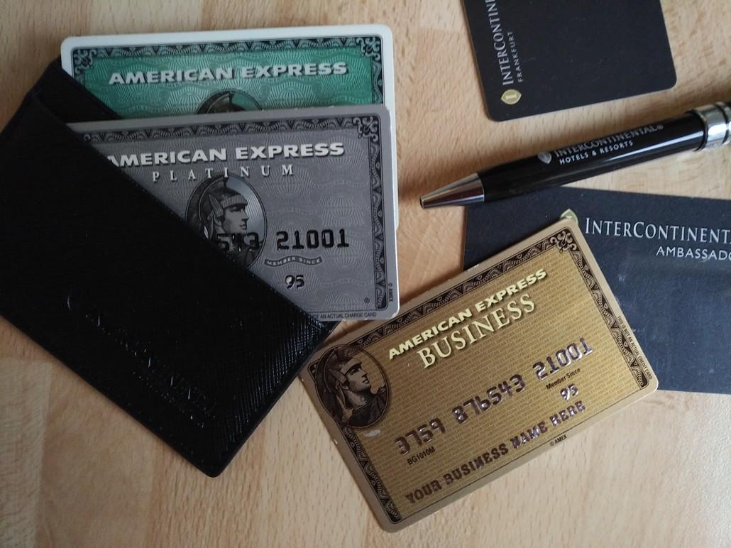American Express und InterContinental