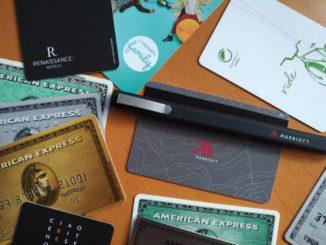 American Express und Marriott