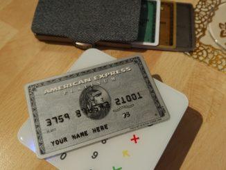 American Express Kreditkarte Platinum