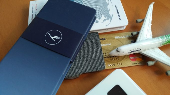 Lufthansa Miles and More Kreditkarte