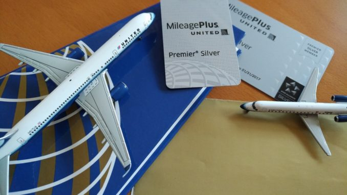 United Airlines Mileage Plus