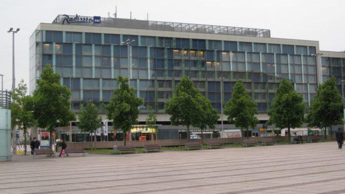 Radisson Blu Leipzig