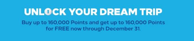 Doppelte Punkte beim Hilton Honors Punktekauf bis 31.12.2020