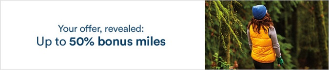 50% Bonus beim Kauf von Alaska Airlines Meilen bis 31.10.2020