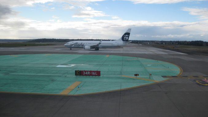 Alaska Airlines Boeing 737-800