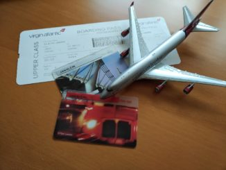 Virgin Atlantic Upper Class und Flying Club