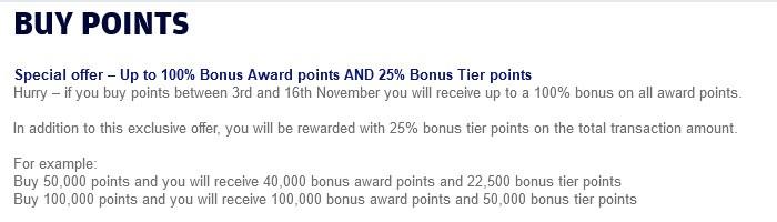 Doppelte Punkte beim Kauf von Finnair Punkten bis 16.11.2020