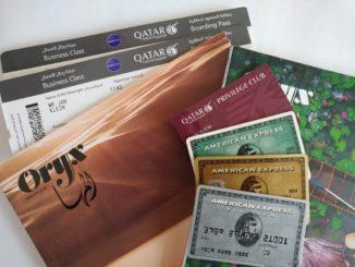 American Express und Qatar Airways
