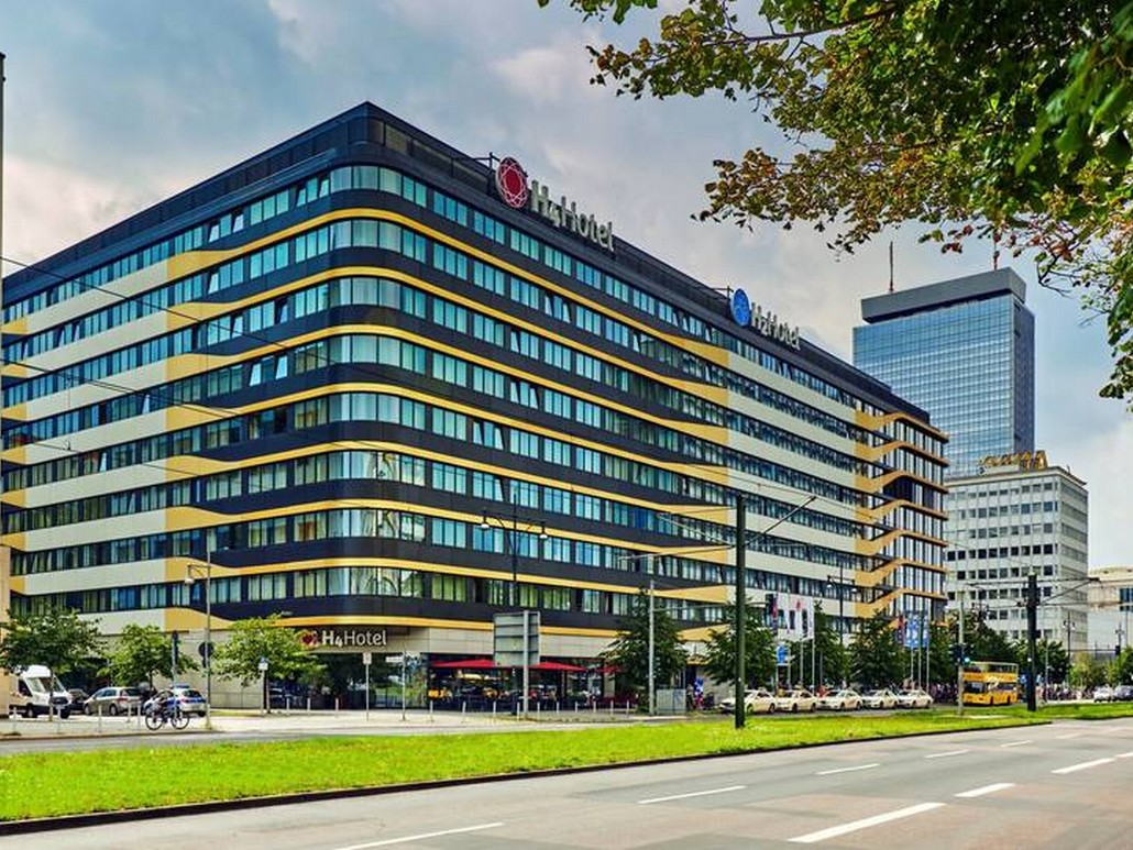 H4 Hotel Berlin