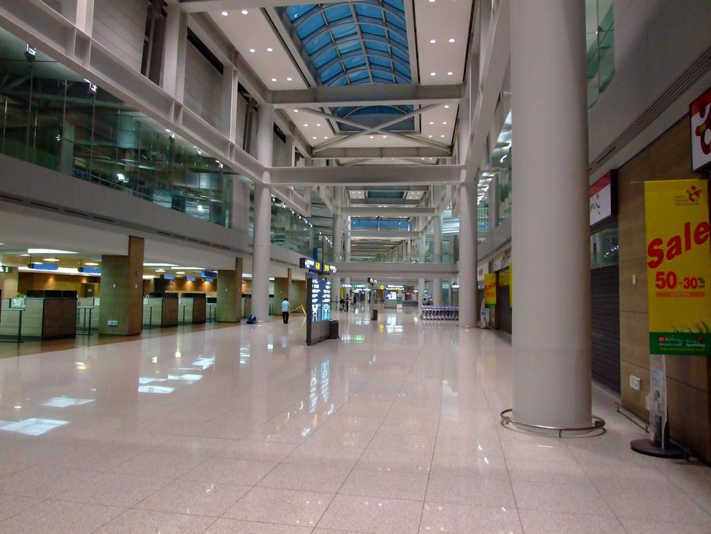 Flughafen Seoul Incheon